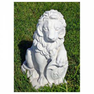 Statue leone fiorentino
