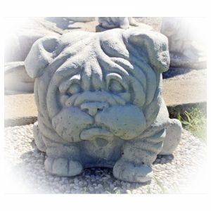 Statua cagnolino
