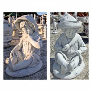 Statue Hansel Gretel