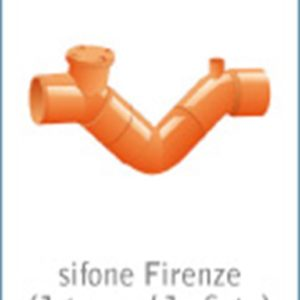 SIFONE FIRENZE PVC